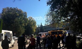 Έκρηξη σε κολέγιο στην Κριμαία - Δέκα νεκροί