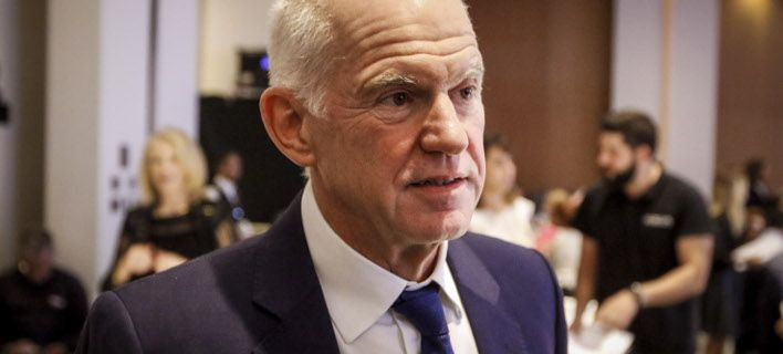 Ο Γιώργος Παπανδρέου ζητάει ανοιχτή διαδικασία επιλογής υποψηφίου του ευρωπαϊκού Σοσιαλιστικού κόμμα