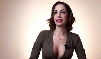 H Φιλομένα Μαστρομαρίνο εγκατέλειψε την πολιτική για να γίνει πορνοστάρ (pics)