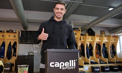 Η έκπληξη της Capelli στους παίκτες της ΑΕΚ