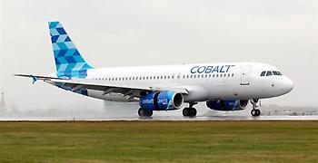 Τίτλοι τέλους για την Κυπριακή αεροπορική εταιρεία Cobalt