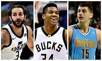 NBA: Οι 30 κορυφαίοι Ευρωπαίοι παίκτες! (10-1)