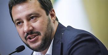Σαλβίνι: Για την Ιταλία αποφασίζουν οι Ιταλοί