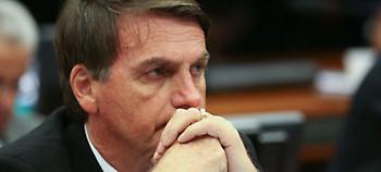 Βραζιλία: O ακροδεξιός Μπολσονάρου στο 59% των προθέσεων ψήφου ενόψει β' γύρου