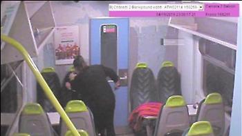 Σοκ στην Ουαλία: Τη μαχαίρωνε μέσα στο τρένο και της φώναζε «κοιμήσου κοριτσάκι»
