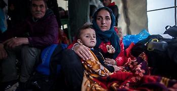 Deutsche Welle: Η μεγαλύτερη δυστυχία είναι να είσαι γυναίκα στη Μόρια