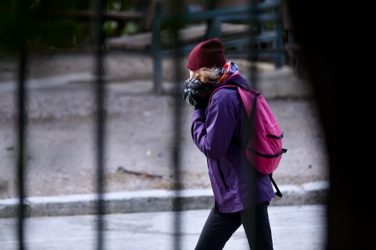 Έκτακτο δελτίο καιρού: Έρχονται βροχές και χιόνια