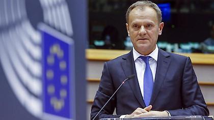 Τουσκ για πΓΔΜ: Μία ψήφος, ένα μεγάλο βήμα πιο κοντά