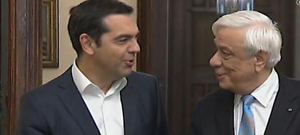Ο Τσίπρας ορκίστηκε και ΥΠΕΞ: Το όνειρό μου έγινε πραγματικότητα, πήρα υπουργείο (video)