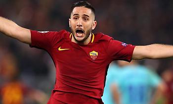 Μανωλάς: «Μπαίνω πάντα για τη νίκη – Δεν αισθάνομαι αρχηγός στη Ρόμα»