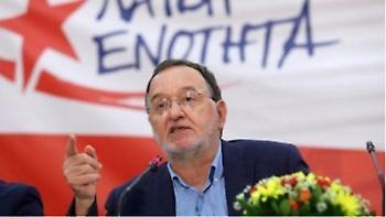 Λαφαζάνης: Όργιο εκβιασμών, πιέσεων και εξαγορών για να περάσει η συμφωνία στην ΠΓΔΜ