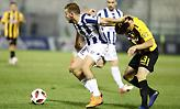 LIVE: Απόλλων Σμύρνης-ΑΕΚ 0-1