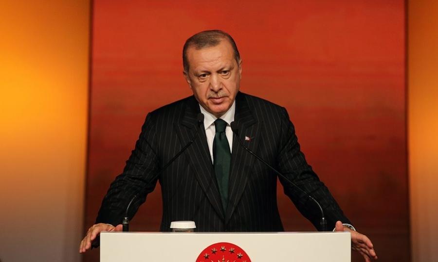 Απειλεί ξανά ο Ερντογάν για το Μπαρμπαρός: Θα λάβουμε όλα τα κατάλληλα μέτρα για τα συμφέροντα μας