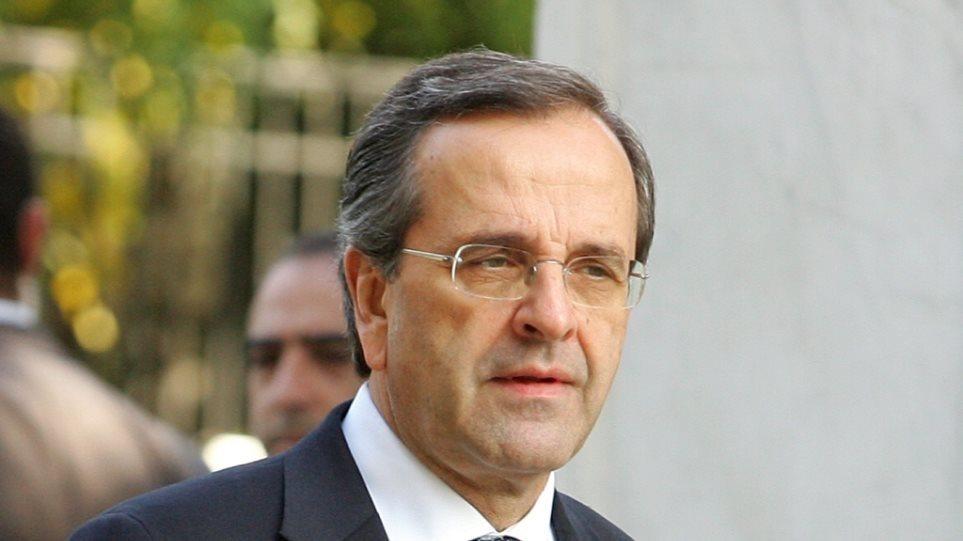 Σαμαράς: Η κυβέρνηση ΣΥΡΙΖΑ - ΑΝΕΛ βυθίζεται στις Πρέσπες