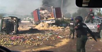 Δεκάδες νεκροί σε συμπλοκές μουσουλμάνων και χριστιανών στην Νιγηρία