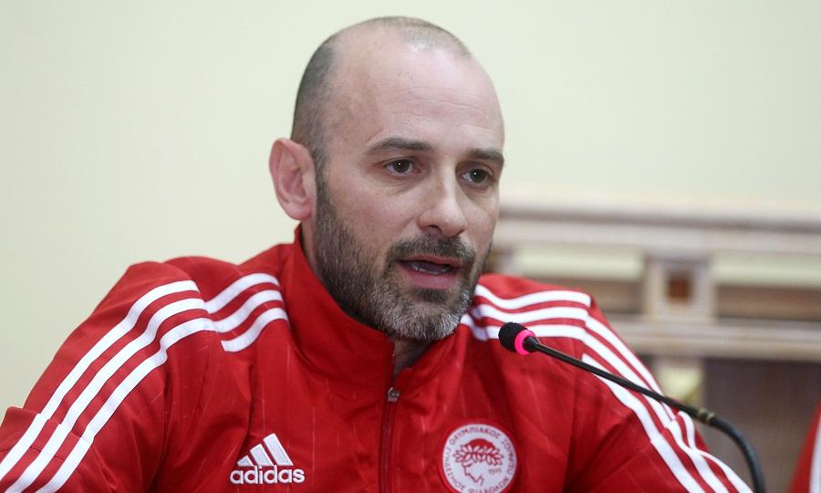 Ζαραβίνας στον ΣΠΟΡ FM: «Ο Ολυμπιακός θέλει να πρωταγωνιστήσει στην Ευρώπη και στο χάντμπολ»