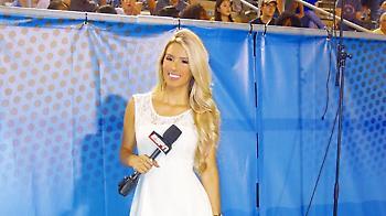 Sara Cardona: Αυτή είναι η πιο «καυτή» αθλητική ρεπόρτερ
