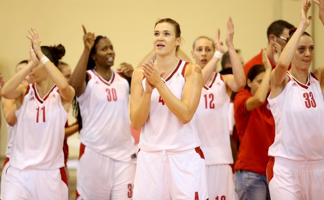 Στη Χαλκίδα το Ολυμπιακός-Φενέρμπαχτσε για την Ευρωλίγκα Γυναικών