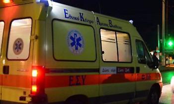 Σοβαρό τροχαίο με δύο τραυματίες στην Ακαδημίας