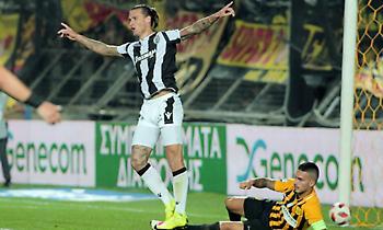 Πρίγιοβιτς: «Είμαι μαραθώνιος τα πρωτάθλημα, να συνεχίσουμε έτσι»