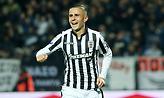 Πέλκας: «Το πιστεύαμε ακόμα και στο 1-0»