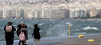 Ερχεται ο Ορέστης: Φέρνει καταιγίδες, χαλαζοπτώσεις, ανέμους 9 μποφόρ και κρύο - Πού θα χτυπήσει