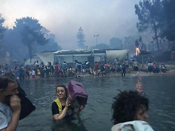 Μάτι: 13 από τους 99 νεκρούς πνίγηκαν στη θάλασσα