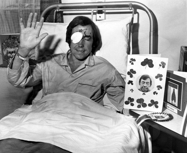 H τύφλωση του Γκόρντον Μπανκς