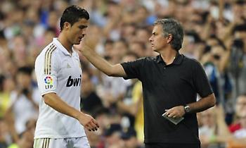 Μουρίνιο για Ρονάλντο: «Από τους καλύτερους παίκτες όλων των εποχών»