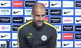 Γκουαρντιόλα: «Η Σίτι δεν είναι ακόμα έτοιμη να κερδίσει το Champions League»