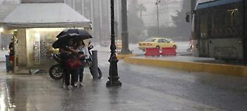 Βροχές και καταιγίδες σήμερα - Πού θα είναι πιο έντονα τα φαινόμενα
