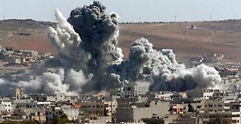 Συρία: Δύο τεμένη βομβάρδισε ο διεθνής συνασπισμός υπό τις ΗΠΑ