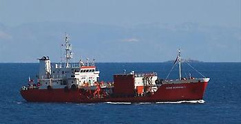 Πρόσκρουση φορτηγού πλοίου σε βραχονησίδα ανατολικά της Μονεμβασιάς