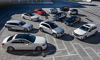 DRIVEN by EQ: Οι Mercedes του μέλλοντος