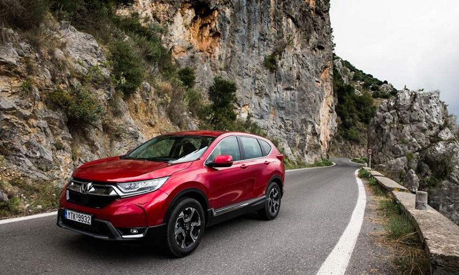 Νέο Honda CR-V: Ριζικά ανανεωμένο εντός κι εκτός