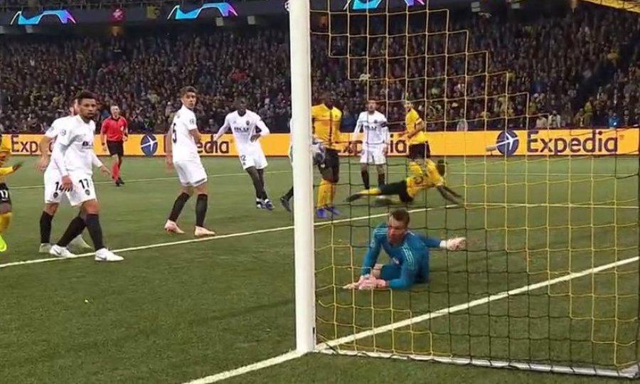 «Κλέβει» το... Europa League η Βαλένθια