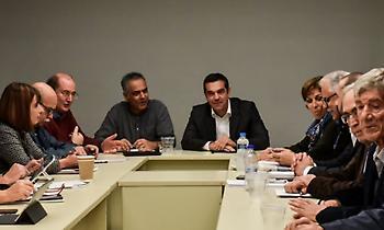 Τσίπρας: Θέλουμε δημοκρατική, προοδευτική αναθεώρηση