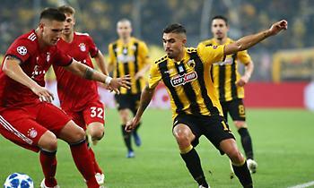 Κλωναρίδης: «Χάσαμε τη συγκέντρωσή μας στα δύο γκολ»