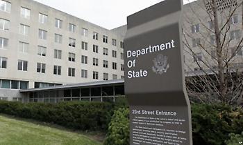 Ίσες αποστάσεις από State Department: Θέση αρχής η κυριαρχία της Ελλάδας και της Τουρκίας