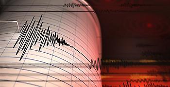 Σεισμός μεγέθους 3,9 βαθμών ανατολικά της Ρόδου