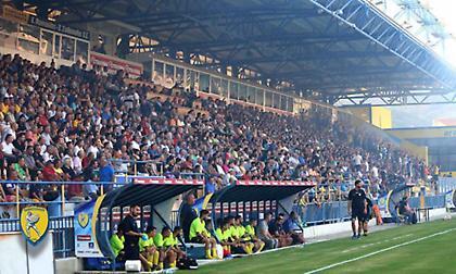 Ανήμερα του ματς τα εισιτήρια για το Παναιτωλικός-Αστέρας