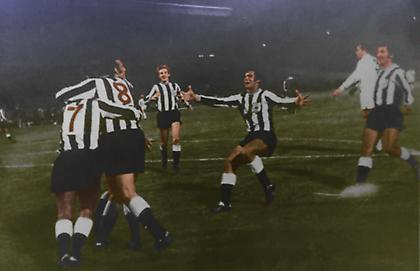 Λιόν-ΠΑΟΚ: Το αξέχαστο 3-3 του 1973