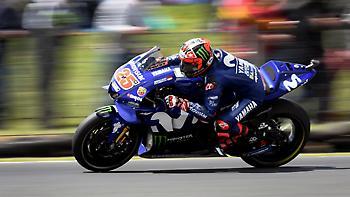 Επιτέλους νίκη για Yamaha, τα κατάφερε ο Βινιάλες