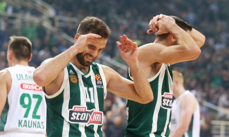 Ευρωλίγκα: Εκτός Final Four ο Παναθηναϊκός! Μέσα ο Ολυμπιακός!