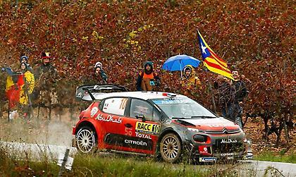 Θρίαμβος Λεμπ στην Καταλονία, θρίλερ για τον τίτλο στο WRC