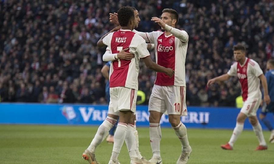 Έκανε «πάρτι» στο ολλανδικό «κλάσικο» ο Άγιαξ