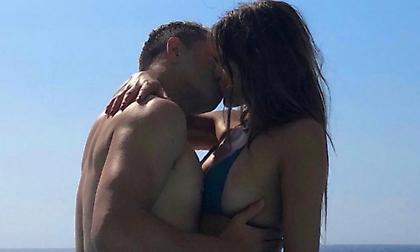 Ο Χάμες και η «καυτή» Σάρα δεν κρύβουν τον έρωτά τους (pics)