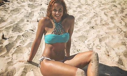 Η Ελληνίδα αθλήτρια που θα σου πάρει το μυαλό (pics)