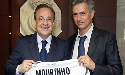 Ο Πέρεθ θέλει Μουρίνιο και ο Μουρίνιο Γιουνάιτεντ!