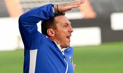 Παπαδόπουλος: «Θέλαμε να δοκιμάσουμε παίκτες, μας ενδιαφέρει το Κύπελλο»